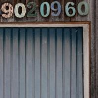Hausnummer-Ziffern
